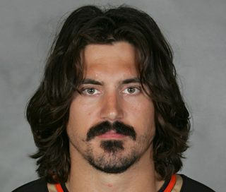 Goons Seem To Dominate This List And Parros Is Totally Deserving Of A Spot Hair Could Be In The Hall Fame Alone Just Look At It